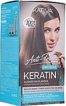 Parfums et Produits cosmétiques Coffret cadeau - Kativa Anti-Frizz Straightening Without Iron Xpert Repair