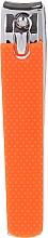 Parfums et Produits cosmétiques Coupe-ongles, 76954, L, orange - Top Choice Colours Nail Clippers