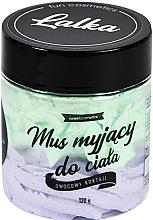 Parfums et Produits cosmétiques Mousse nettoyante pour corps, Coctail de fruits - Lalka