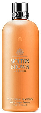 Shampooing à l'extrait de gingembre - Molton Brown Thickening Shampoo With Ginger Extract — Photo N1