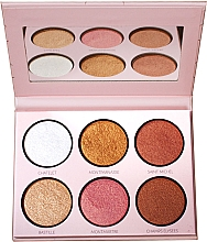 Parfums et Produits cosmétiques Palette highlight - LP Makeup L'Essentiel Paper Highlight Palette