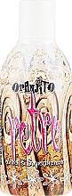 Parfums et Produits cosmétiques Lait bronzant pour solarium - Oranjito Level 3 White Tea Retro