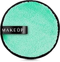 Parfums et Produits cosmétiques Éponge nettoyante et démaquillante, couleur menthe - MakeUp Makeup Cleansing Sponge Mint
