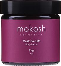 Parfums et Produits cosmétiques Mokosh Cosmetics FigLove Limited Edition - Set (crème pour visage/15ml + crème pour les yeux/15ml + beurre pour corps/60ml)