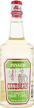 Parfums et Produits cosmétiques Lotion tonique adoucissante pour cheveux - Clubman Pinaud Greaseless Hair Tonic