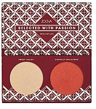 Parfums et Produits cosmétiques Palette d'enlumineurs - Zoeva Spice Of Life Highlighting palette