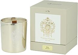 Parfums et Produits cosmétiques Tiziana Terenzi Vele Scented Candle Gold Glass - Bougie parfumée