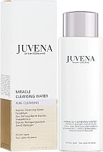 Parfums et Produits cosmétiques Eau démaquillante à l'extrait de lotus pour visage et yeux - Juvena Pure Cleansing Miracle Cleansing Water
