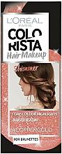 Parfums et Produits cosmétiques Gel scinitillant pour cheveux - L'Oreal Paris Colorista Hair Makeup Shimmer Jelly 1 Day Colour Highlights