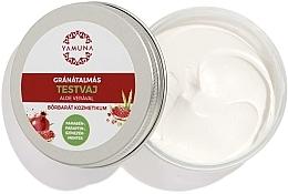 Parfums et Produits cosmétiques Beurre à l'extrait de grenade et d'aloe vera pour corps - Yamuna Pomegranat Aloe Vera Body Butter