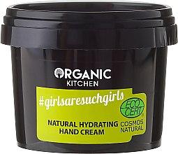 Parfums et Produits cosmétiques Crème naturelle hydratante pour les mains - Organic Shop Organic Kitchen Moisturizing Hand Cream