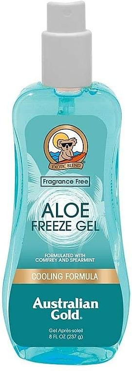 Gel rafaîchissant après-soleil à l'aloe vera - Australian Gold Aloe Freeze Gel — Photo N1