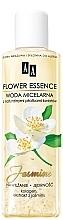Parfums et Produits cosmétiques Eau micellaire au jasmin pour visage - AA Flower Essence Micellar Water