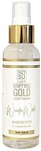 Parfums et Produits cosmétiques Brume bronzante, effet filtre pour visage - Sosu by SJ Luxury Tanning Dripping Gold Wonder Water