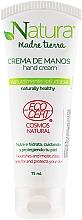 Parfums et Produits cosmétiques Crème pour mians - Instituto Espanol Natura Madre Tierra Hand Cream