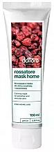 Parfums et Produits cosmétiques Masque à l'huile d'avocat pour visage - Dottore Rossatore Mask Home