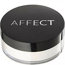Parfums et Produits cosmétiques Poude libre fixante pour visage - Affect Cosmetics Fixing Powder Fix&Matt