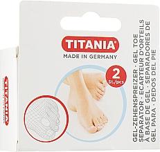 Parfums et Produits cosmétiques Encarteur d'orteil en gel - Titania