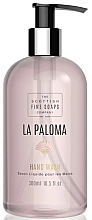 Parfums et Produits cosmétiques Savon liquide pour mains - Scottish Fine Soaps La Paloma Hand Wash