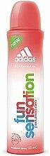 Parfums et Produits cosmétiques Adidas Fun Sensations - Déodorant spray parfumé