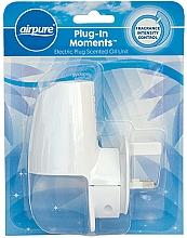 Parfums et Produits cosmétiques Diffuseur électrique, Moments d'unité - Airpure Plug-In Moments Unit