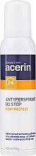 Parfums et Produits cosmétiques Déodorant anti-transpirant pour les pieds - Acerin Foot Protect Deo
