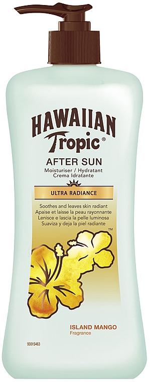 Lotion après-soleil pour corps - Hawaiian Tropic Ultra Radiance After Sun Lotion Island Mango — Photo N1
