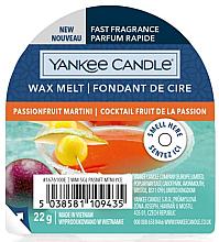 Parfums et Produits cosmétiques Cire parfumée pour lampe aromatique Cocktail fruit de la passion - Yankee Candle Wax Melt Passion Fruit Martini
