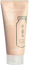 Parfums et Produits cosmétiques Mousse nettoyante à l'extrait de soja et de riz pour visage - The Saem The Saem CMy Cleanse Recipe Cleansing Foam-Moist Seed