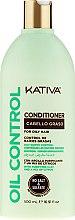 Parfums et Produits cosmétiques Après-shampooing pour cheveux gras - Kativa Oil Control Conditioner