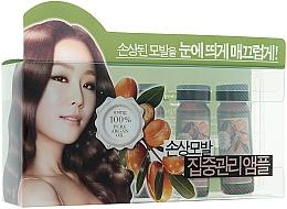 Parfums et Produits cosmétiques Ampoules à l'huile d'argan pour cheveux - Welcos Confume Argan Treatment Hair Ampoule