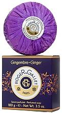Parfums et Produits cosmétiques Roger & Gallet Gingembre - Savon parfumé au gingembre