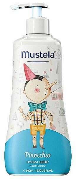 Lait pour corps Pinocchio - Mustela Hydra Baby Body Milk — Photo N1