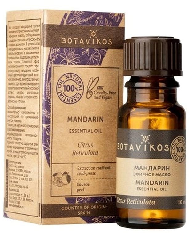 Huile essentielle de mandarine - Botavikos Mandarin Essential Oil