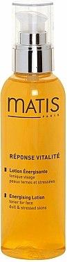 Lotion tonique énergisante visage pour peaux ternes et stressées - Matis Reponse Vitalite Energising lotion — Photo N1