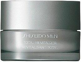 Parfums et Produits cosmétiques Crème contre-temps anti-fatigue - Shiseido Men Total Revitalizer Cream
