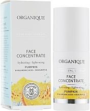 Parfums et Produits cosmétiques Concentré à l'extrait de citrouille pour visage - Organique Hydrating Therapy Face Concentrate