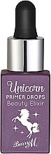 Parfums et Produits cosmétiques Base de maquillage - Barry M Beauty Elixir Unicorn Primer Drops