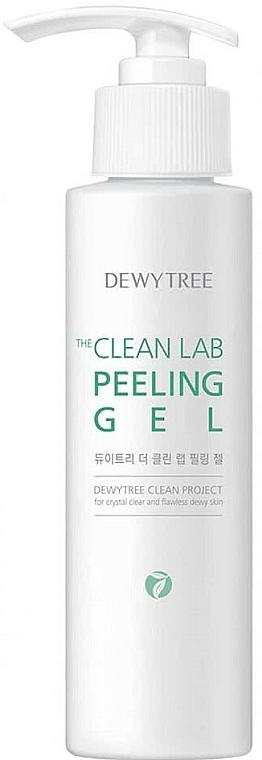 Gel exfoliant à la sève de bouleau pour visage - Dewytree The Clean Lab Peeling Gel — Photo N1