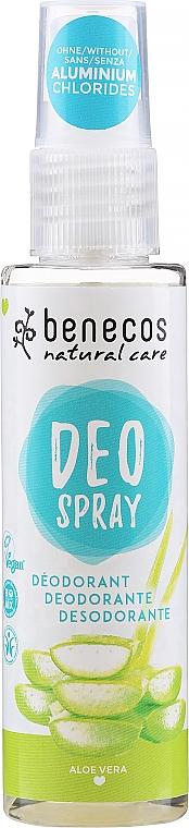 Déodorant spray - Benecos Natural Care Aloe Vera Deo Spray — Photo N1