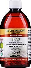 Parfums et Produits cosmétiques Huile d'argan 100% bio pour visage, corps et cheveux - Efas Argan Oil 100% BIO
