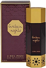 Parfums et Produits cosmétiques Jesus Del Pozo Amber Patchouli Nights - Eau de Parfum