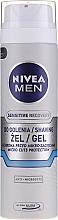 Parfums et Produits cosmétiques Gel de rasage - Nivea For Men Shaving Gel