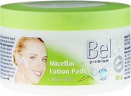 Parfums et Produits cosmétiques Disques démaquillants nettoyants à l'aloès - Bel Premium Lotion Pads with Aloe Vera