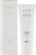 Parfums et Produits cosmétiques Dentifrice à l'huile de feuille d'eucalyptus - WhiteWash Laboratories Nano Intensive Whitening Toothpaste