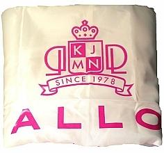 Parfums et Produits cosmétiques Cape de coiffure, blanche - Kallos