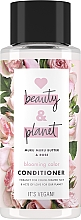 Parfums et Produits cosmétiques Après-shampooing au beurre de murumuru - Love Beauty&Planet Muru Muru Butter & Rose Conditioner