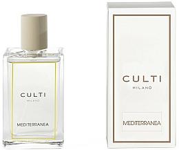 Parfums et Produits cosmétiques Spray d'ambiance Méditerranéen - Culti Milano Room Spray Mediterranea