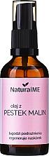 Parfums et Produits cosmétiques Huile de pépins de framboise pour visage - NaturalME