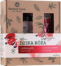 Parfums et Produits cosmétiques Farmona Herbal Care - Set (gel douche / 500ml + crème pour les mains / 100m)